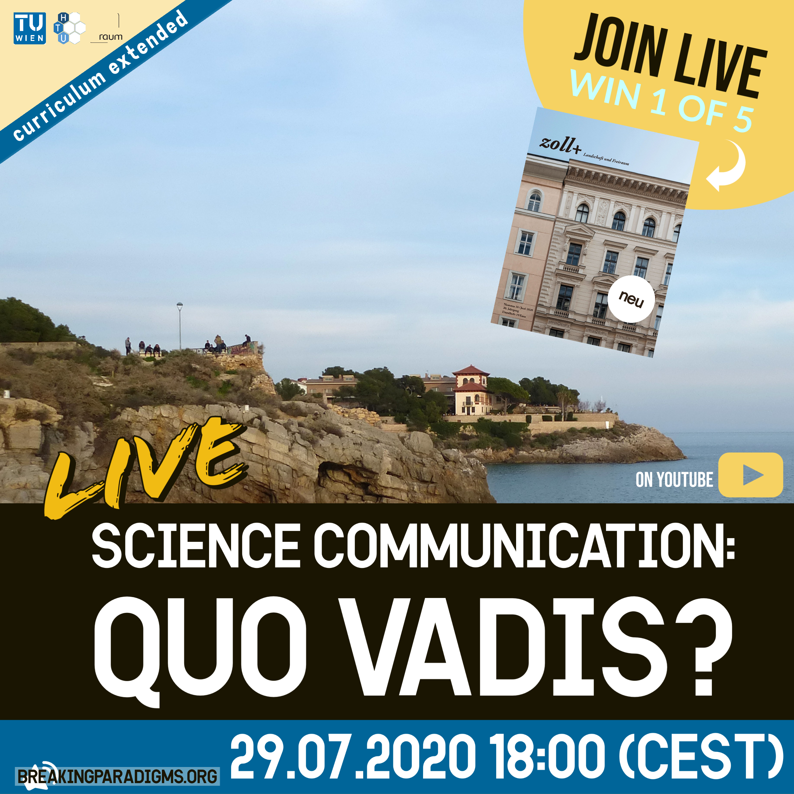 science communication: quo vadis?